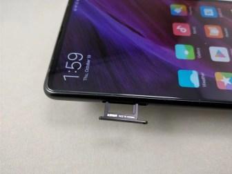 Xiaomi Mi MIX 2 NanoSIM 出す
