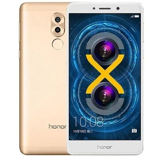 tomtop Huawei Honor 6X Kirin 655 2.1GHz 8コア GOLDEN(ゴールデン)