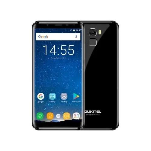 tomtop Oukitel K5000 MTK6750T 1.5GHz 8コア BLACK(ブラック)