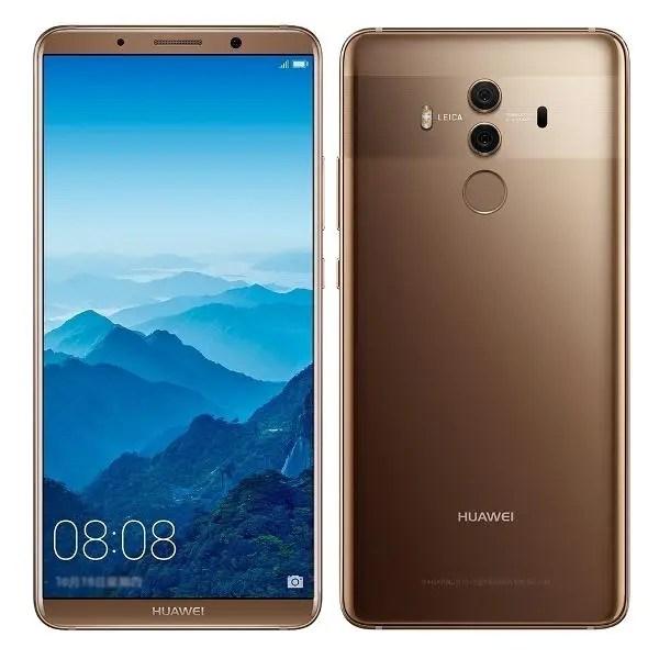 HUAWEI Mate 10 Pro Kirin 970 2.4GHz 8コア