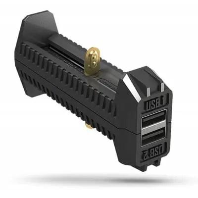 NITECORE F2 Flexible 2 Slots Battery Charger Power Bank