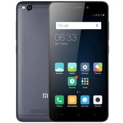 gearbest Xiaomi Redmi 4A Snapdragon 425 MSM8917 1.4GHz 4コア GRAY(グレイ)
