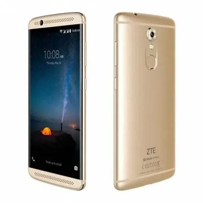 gearbest ZTE AXON 7 Mini Snapdragon 617 MSM8952 1.5GHz 8コア GOLDEN(ゴールデン)