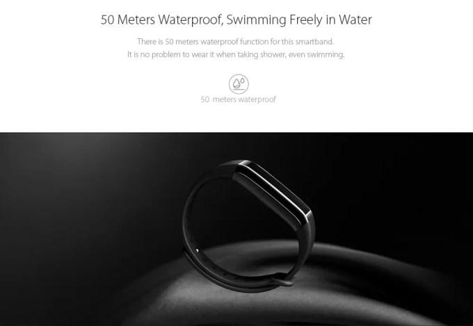 Xiaomi AMAZFIT カラー Heart Rate Smartband 2.5D