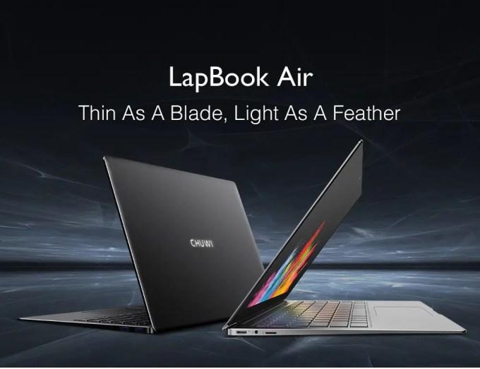 Chuwi Lapbook Air  商品画像