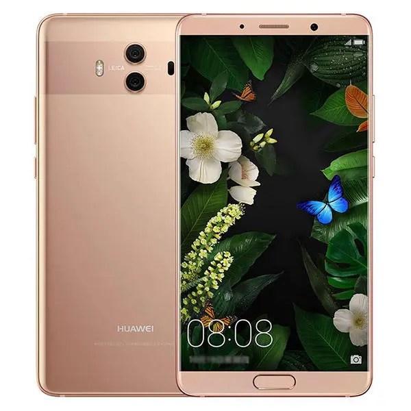 banggood HUAWEI Mate 10 (ALP-AL00) Kirin 970 2.4GHz 8コア PINK GOLD(ピンクゴールド)