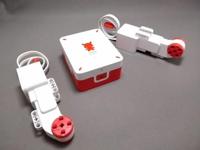 Xiaomi MITU DIY 自立走行ロボ 組み立て レビュー 開封 パーツ4