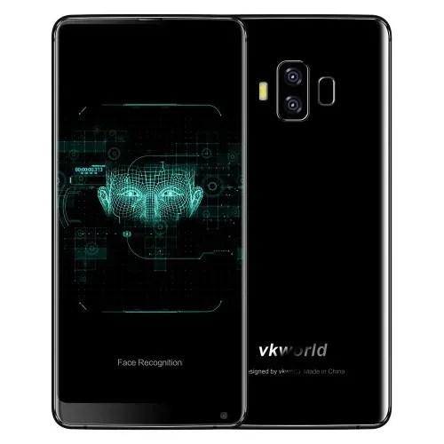 tomtop vkworld S8 MTK6750T 1.5GHz 8コア BLACK(ブラック)