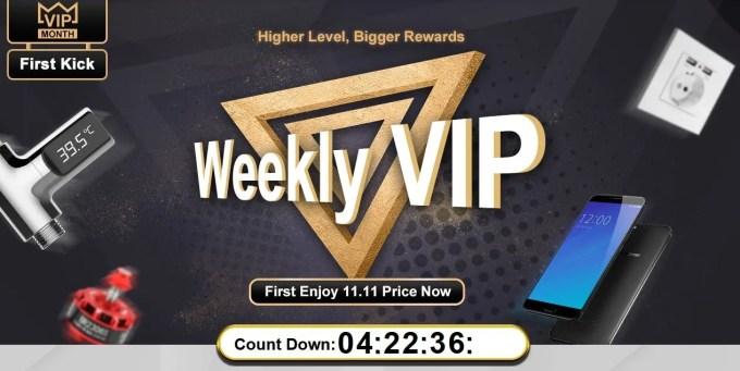 Banggood Weekly VIP