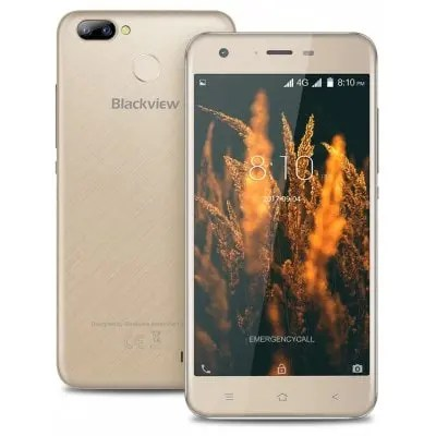 Blackview A7 Pro MTK6737 1.3GHz 4コア
