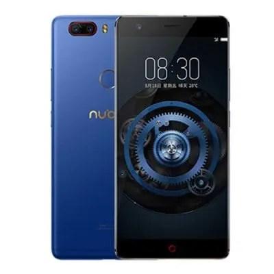 Nubia Z17 Lite Snapdragon 653 MSM8976SG 1.8GHz 8コア