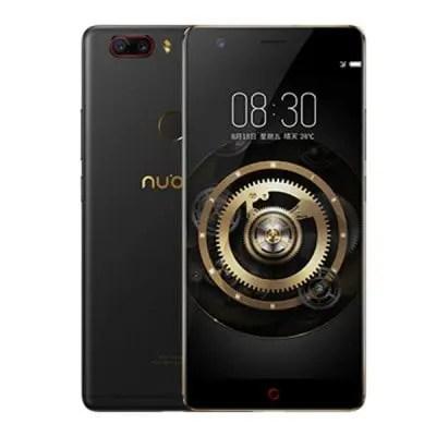 gearbest ZTE Nubia Z17 Lite Snapdragon 653 MSM8976SG 1.8GHz 8コア BLACK GOLD(ブラックゴールド)