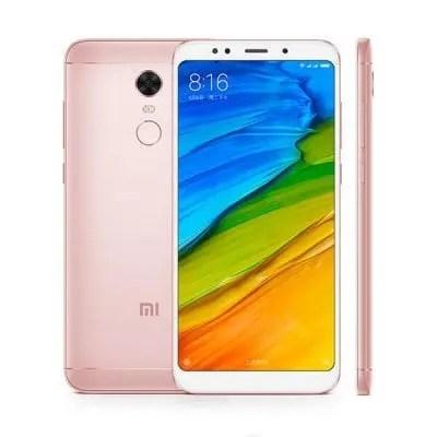 gearbest Xiaomi Redmi 5 Plus Snapdragon 625 MSM8953 2.0GHz 8コア ROSE GOLD(ローズゴールド)