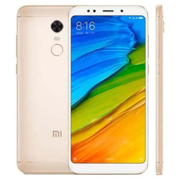 banggood Xiaomi Redmi 5 Snapdragon 450 1.8GHz 8コア GOLD(ゴールド)