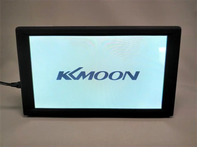 KKmoon 9inch Tablet 起動