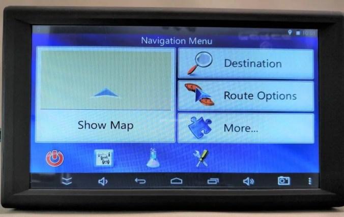 KKmoon 9inch Tablet GPSナビ4