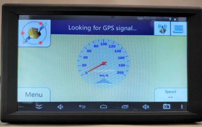 KKmoon 9inch Tablet  GPSナビ5