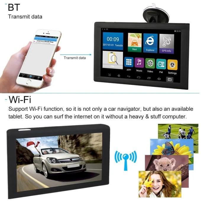 KKmoon 9inch Tablet GPSナビゲーション