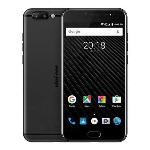 geekbuying Ulefone T1 MTK6757T Helio P25 2.5GHz 8コア BLACK(ブラック)