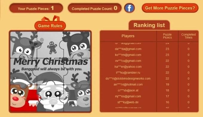 Banggood クリスマスセール 特設ページ2