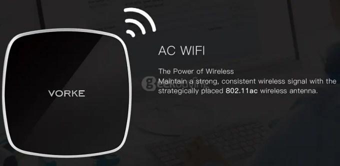 VORKE V5 Wifi