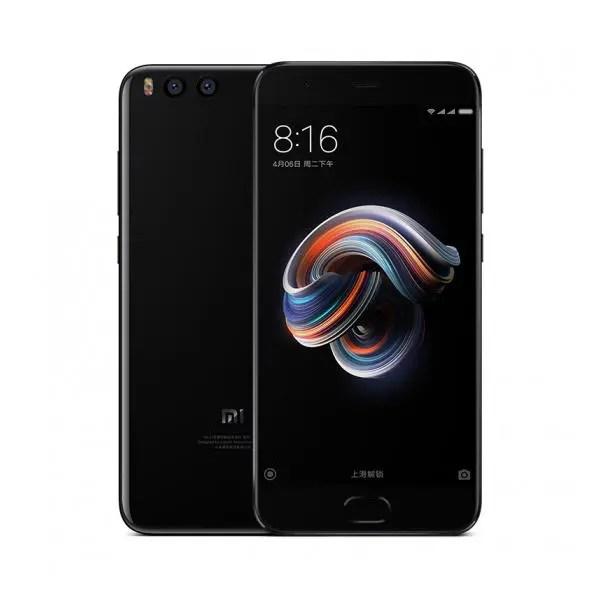 banggood Xiaomi Mi Note 3 Snapdragon 660 MSM8956 Plus 2.2GHz 8コア BLACK(ブラック)