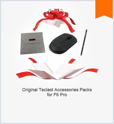 Teclast F6 Pro ギフトバッグ