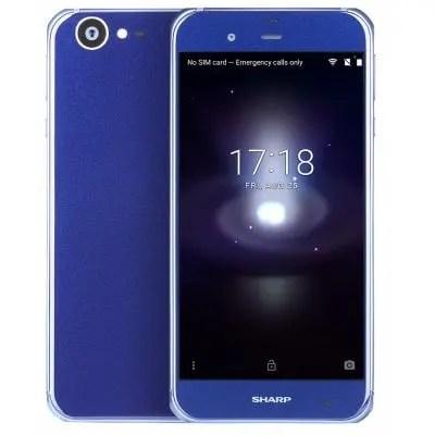 Sharp AQUOS P1 Snapdragon 820 MSM8996 2.15GHz 4コア