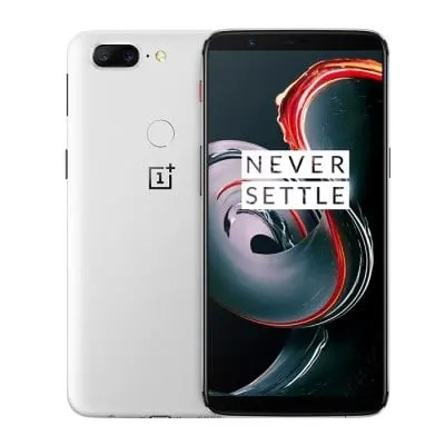 gearbest OnePlus 5T Snapdragon 835 MSM8998 2.35GHz 8コア WHITE(ホワイト)
