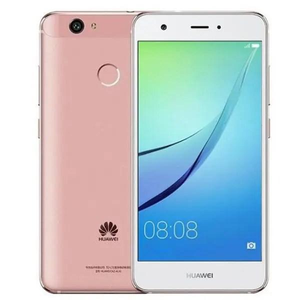 banggood HUAWEI nova Snapdragon 625 MSM8953 2.0GHz 8コア PINK(ピンク)
