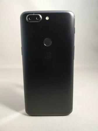 OnePlus 5T 裏面1