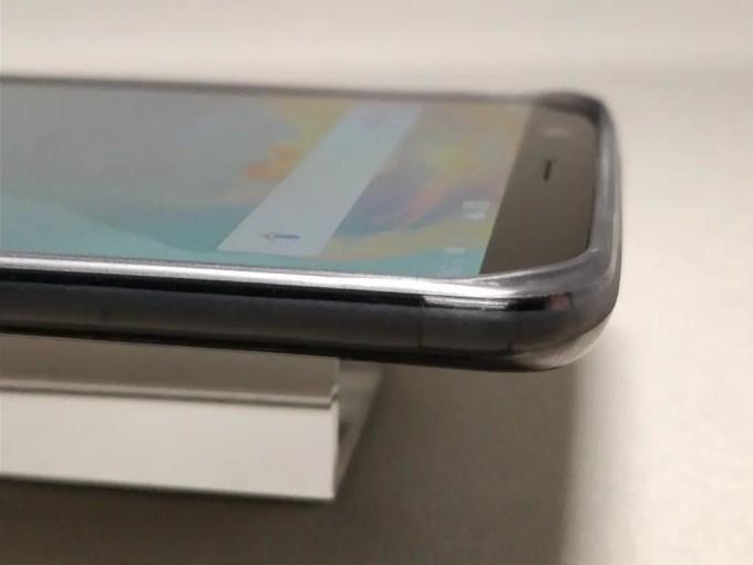 OnePlus 5T 保護ケース 横