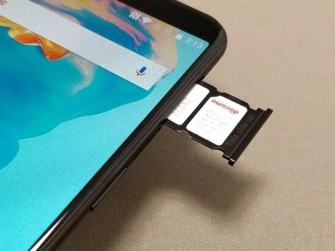 OnePlus 5T SIM