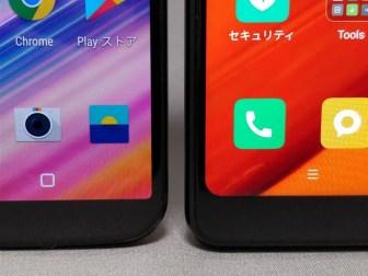 Xiaomi Mi MIX2 & OnePlus 5T 下