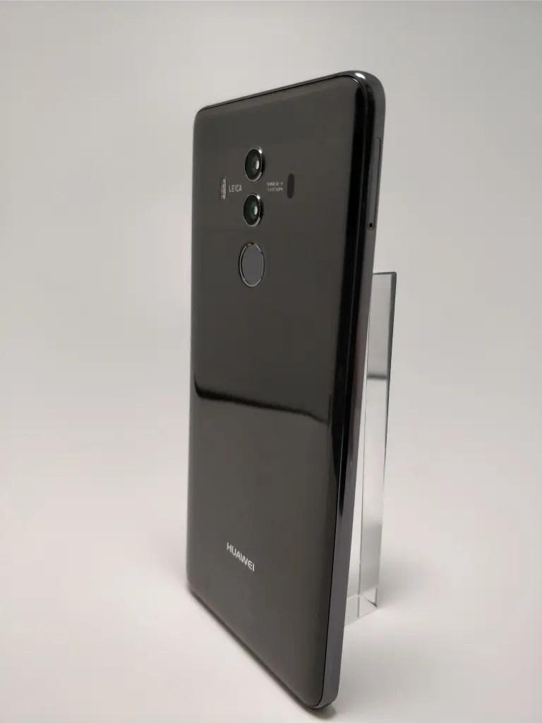 Huawei Mate 10 Pro 裏 7