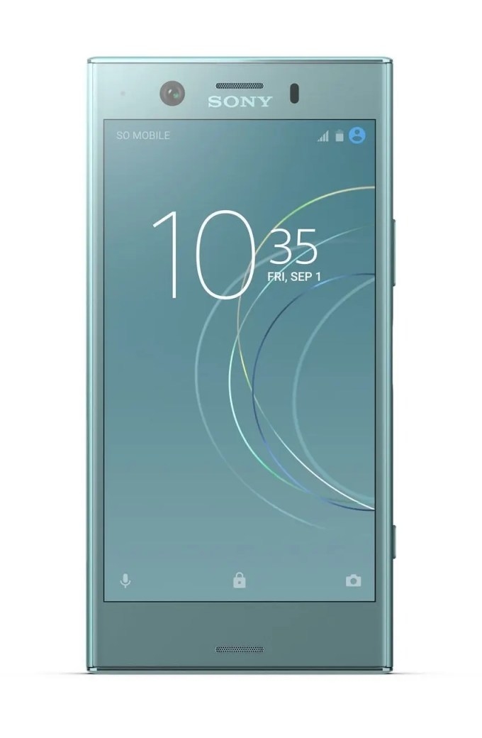 Sony Xperia XZ1 Compact Snapdragon 835 MSM8998 2.35GHz 8コア