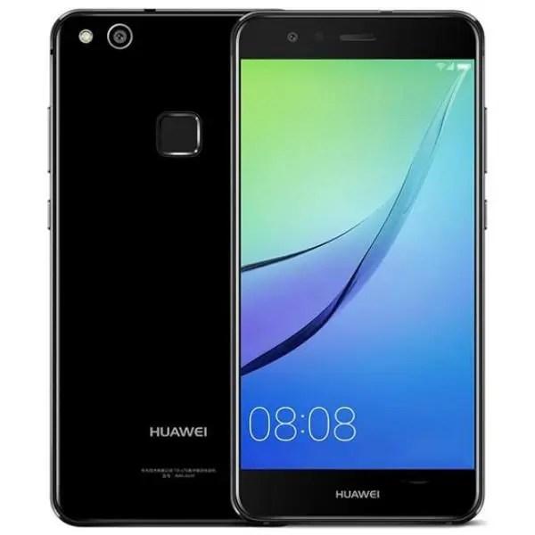 banggood Huawei nova Lite Kirin 655 2.1GHz 8コア BLACK(ブラック)