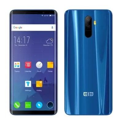 Elephone U MTK6763T 2.0GHz 8コア