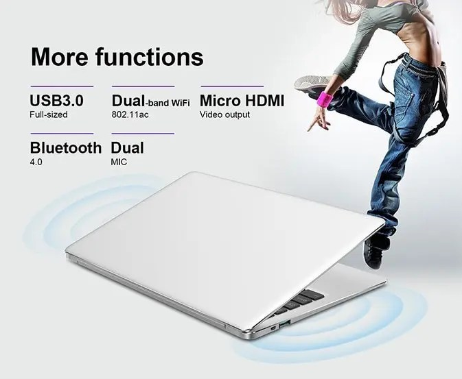 Teclast F7 Notebook 商品画像 ファンクション