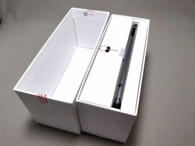 IMG_20180120_Huawei Mate 10 Lite 化粧箱 開封