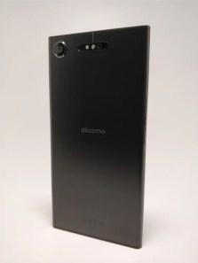 Sony Xperia XZ1 裏面11