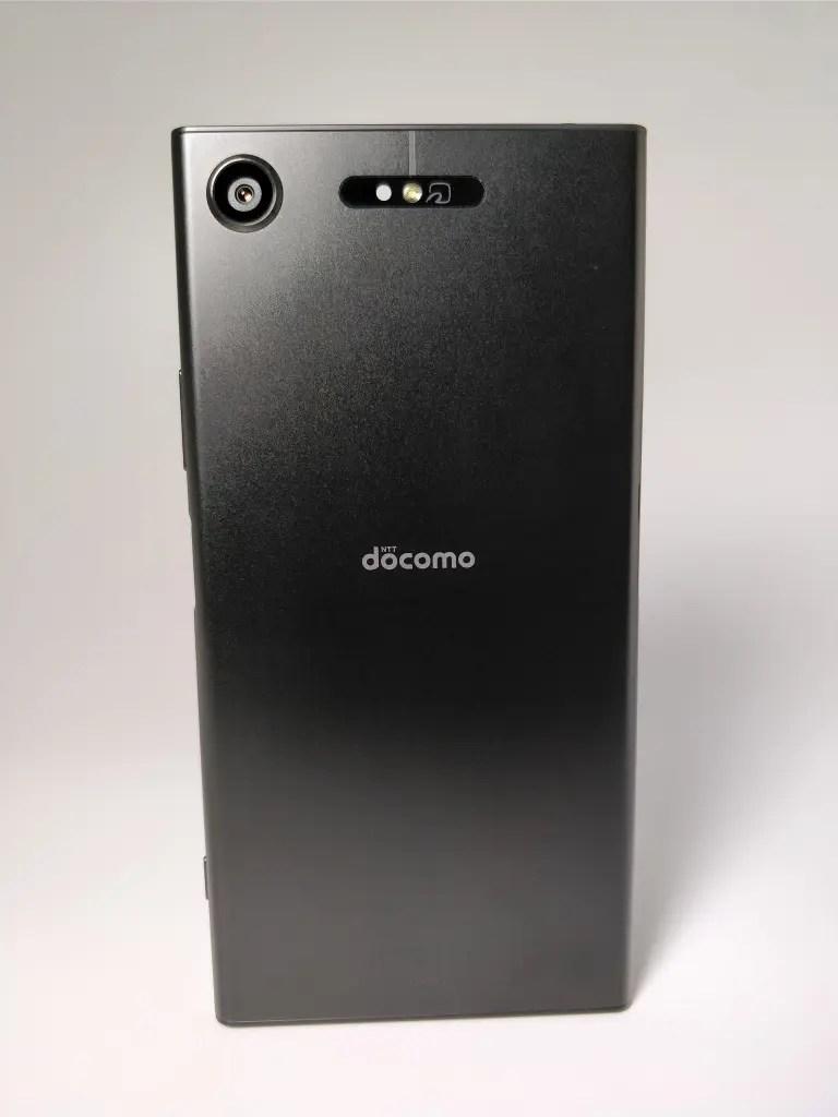 Sony Xperia XZ1 裏10