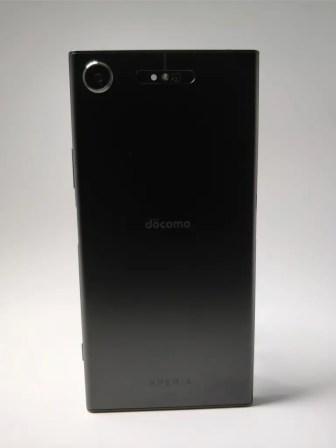 Sony Xperia XZ1 裏6
