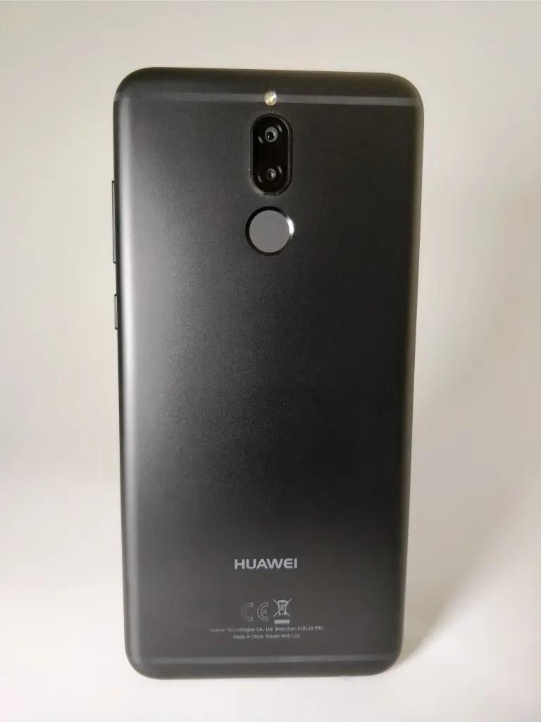 Huawei Mate 10 Lite 裏正面 5