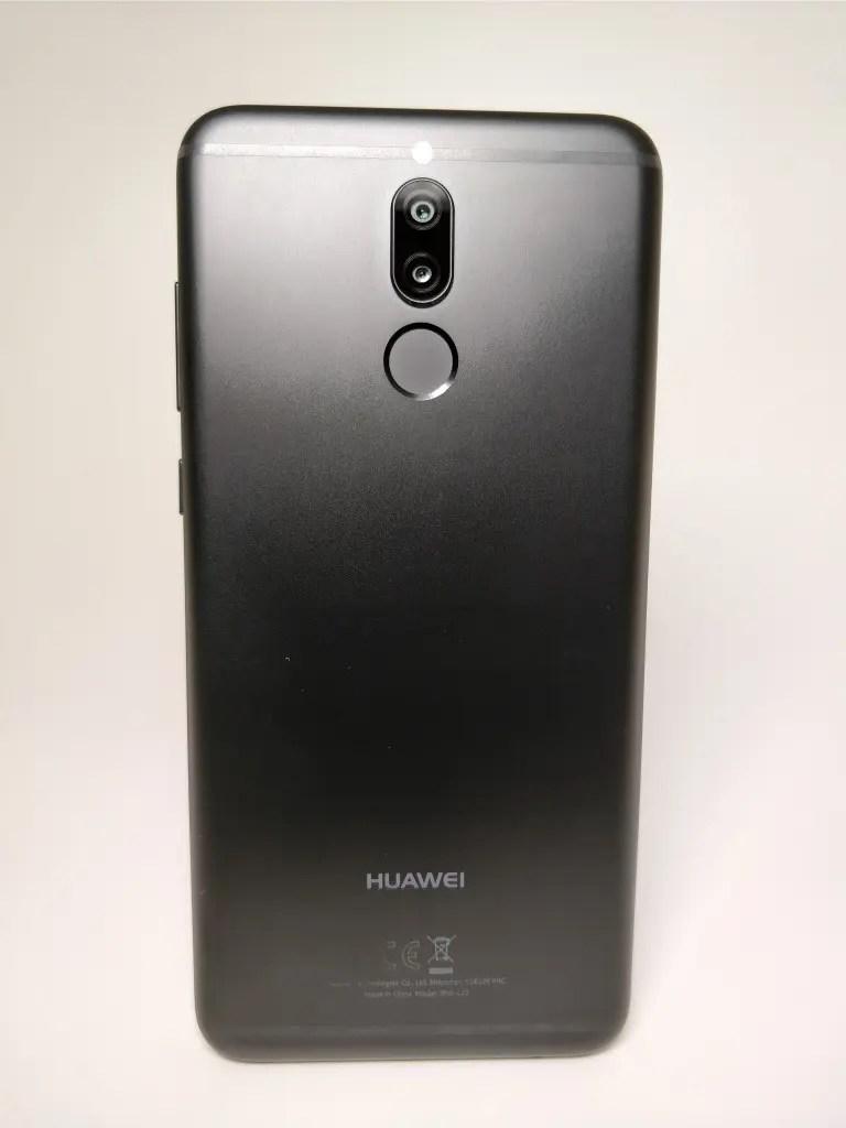 Huawei Mate 10 Lite 裏正面 6