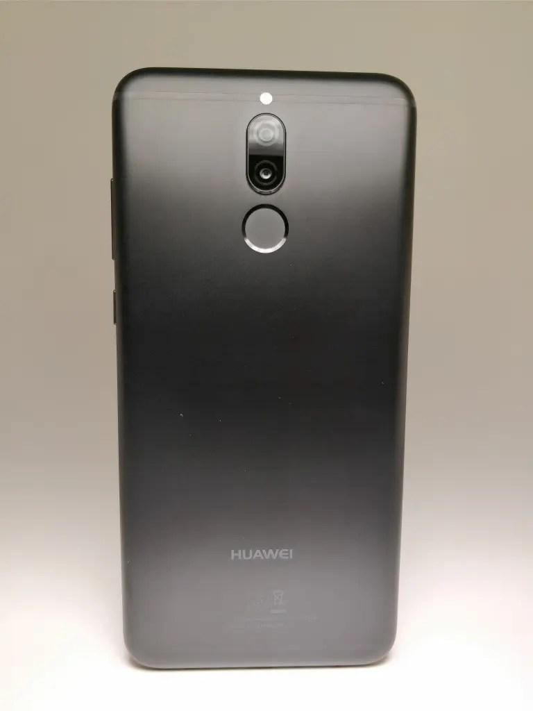 Huawei Mate 10 Lite 裏正面 2
