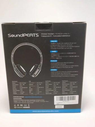 SoundPEATS A1 Pro 化粧箱