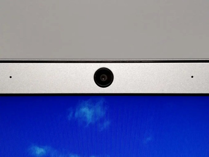 Teclast F7 Notebook インカメラ