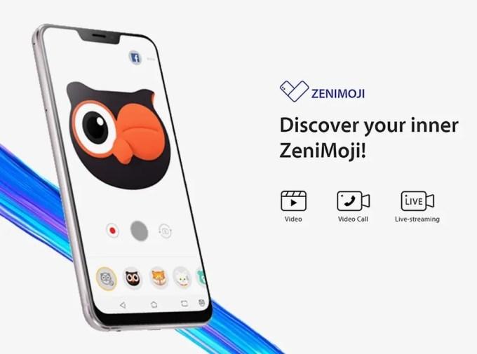 ASUS Zenfone 5 動画