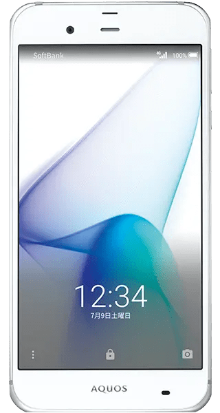 AQUOS Xx3 506SH Snapdragon 820 MSM8996 2.15GHz 4コア